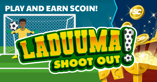 Play Laduuma for SCOIN