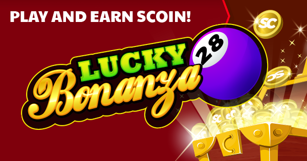 Play Lucky Bonanza for SCOIN