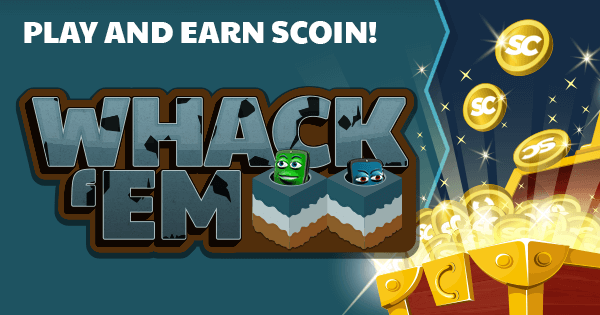 Play Whack Em for SCOIN